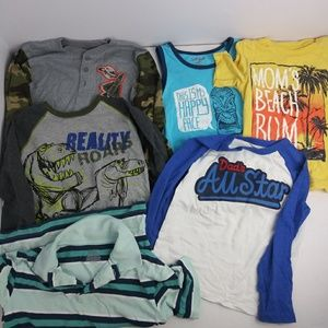 Boys lot of 5 year old clothes